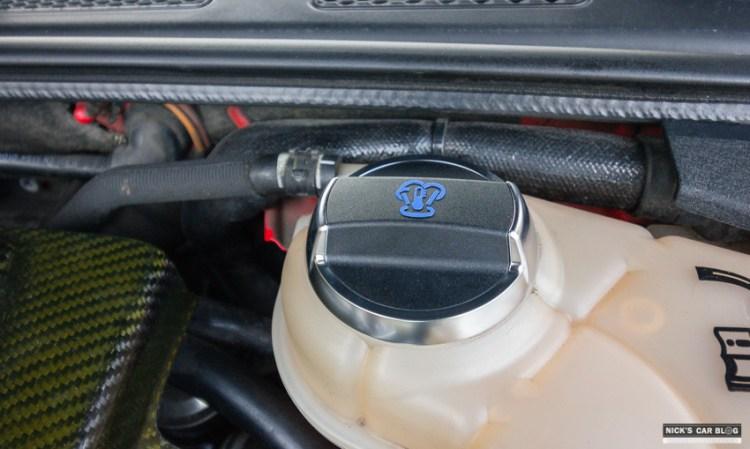 Porsche 991 Coolant Expansion Tank Cap For Audi B6 B7