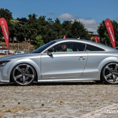 Rui's MKII Audi TT on 20″ Rotor Wheels