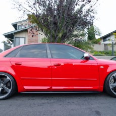 Officially For Sale: My B7 Audi S4