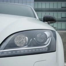 MK2 Audi TT Clear Corner Mod