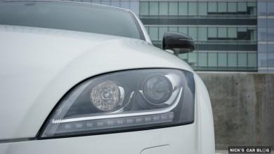 Photo of MK2 Audi TT Clear Corner Mod