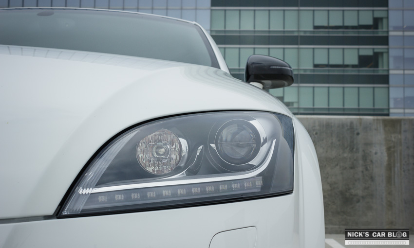 MK2 Audi TT Clear Corner Mod | Nick's Car Blog