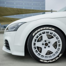 Tire Stickers: Toyo R888 Raised White Lettering