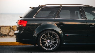 Photo of Dan's Cambridge Green B7 RS4 Avant Conversion