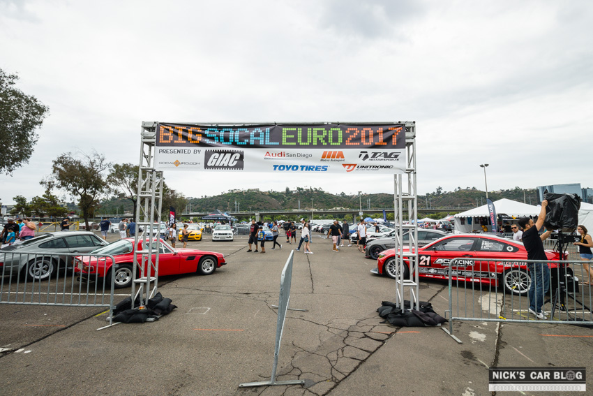 Big Socal Euro 2017 Full Event Coverage Nick S Car Blog