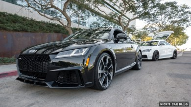 Photo of 2018 Audi TTRS (8S) versus 2012 Audi TTRS (8J)