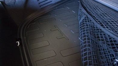 Photo of OEM Audi TT Rubber Trunk (Cargo) Liner