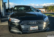 Photo of 2018 Audi A5 S-Line: Driven