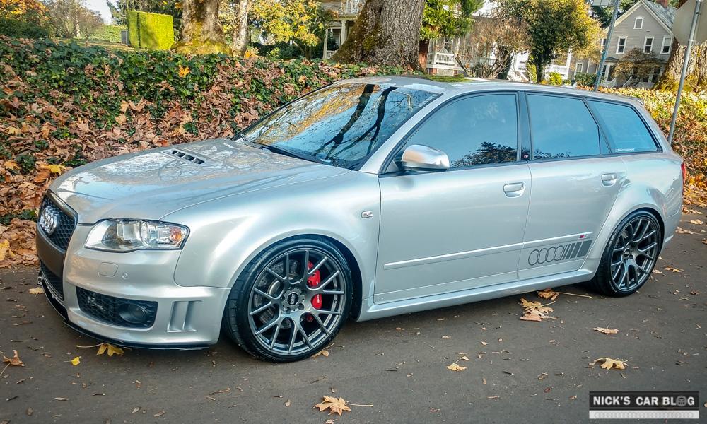 Rob S Completely Custom Audi B6 5 Rs4 Avant Nick S Car Blog