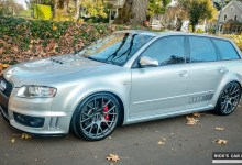 Photo of Rob's Completely Custom Audi B6.5 RS4 Avant