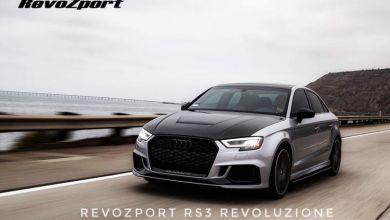 Photo of RevoZport Hood & Body Kit for RS3