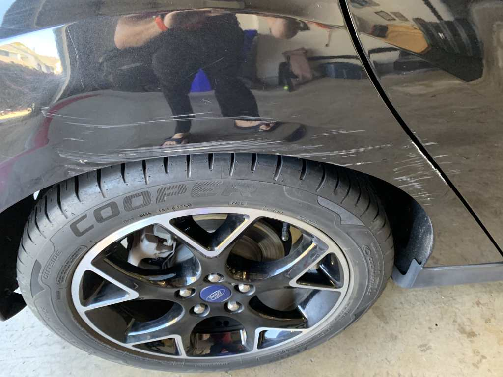 Roberts Paint Care Touch-Up Kit for Deep Scratches   Nick's Car Blog