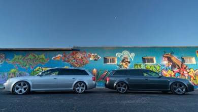 Photo of US Legal C5 Audi RS6 Avants For Sale at AZ Euros!