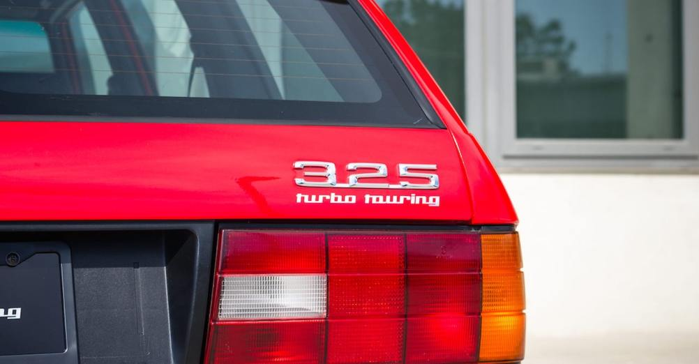 Rodger's E30 Turbo Touring (Wagon)   Nick's Car Blog