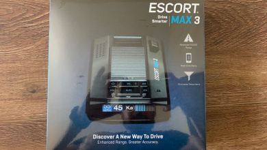 Photo of Escort Max 3 Radar Detector