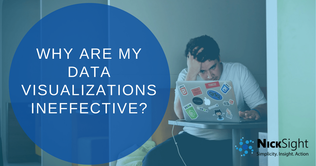 Ineffective data visualizations are a top frustration felt by many data analysts and their teams.