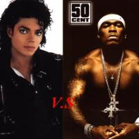 Curtis Jackson. Michael Jackson. Two different worlds: 1987 and 2005. But what are their ideas of masculinity?
