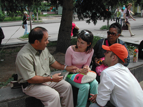 sharing Christ with our translators