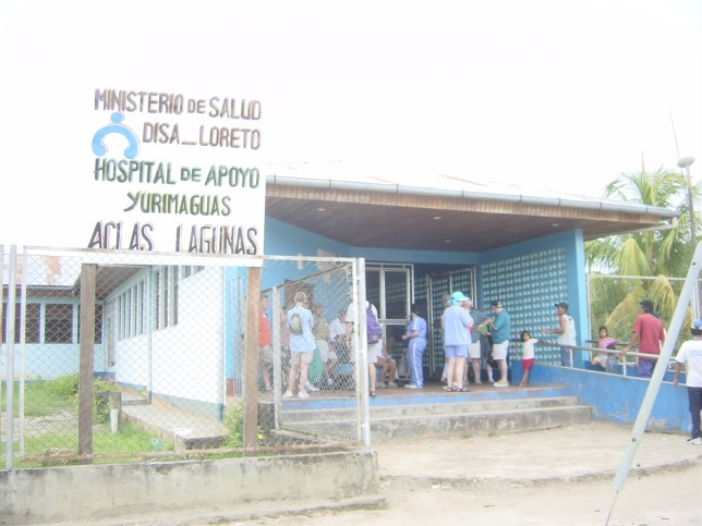medical clinic evangelism