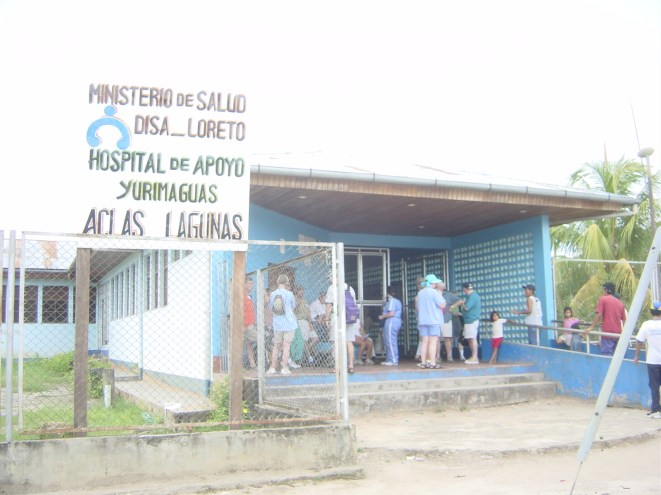 medical clinic evangelism