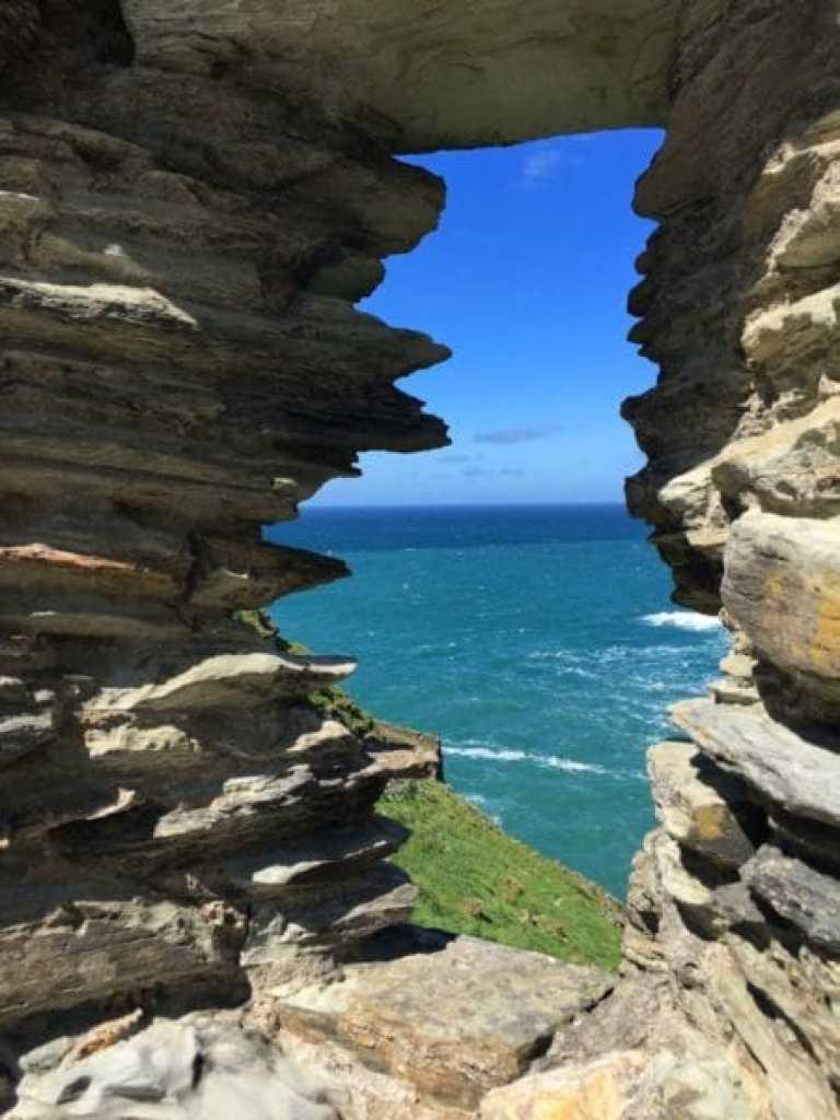 Tintagle Castle - Cornwall