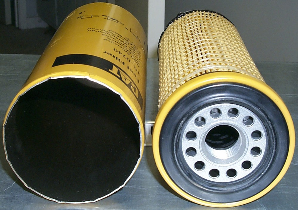 medium resolution of auxiliary fuel filter kit