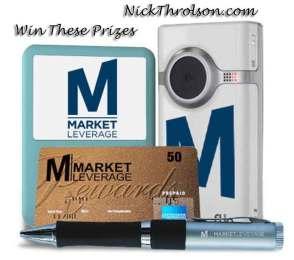 Update To Market Leverage Summer Blogging Contest