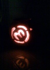 Motive & NT Pumpkin Carving
