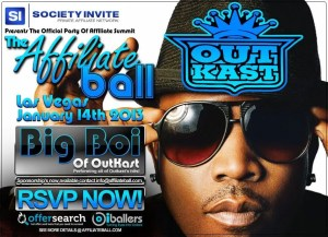 Affiliate Ball 2013