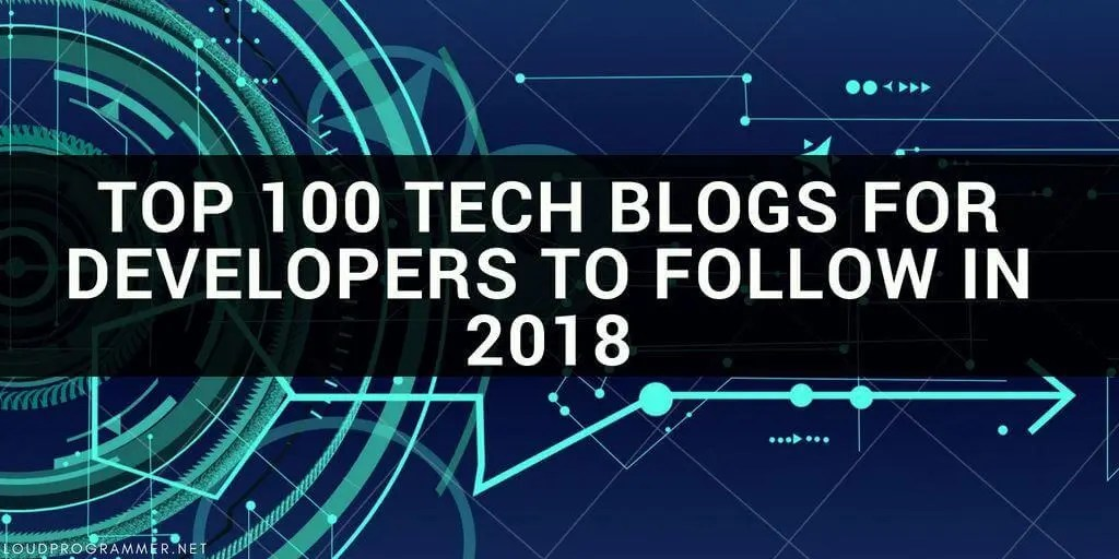 "Top 100 Best Tech Blogs ""We Ranked Number 81"""