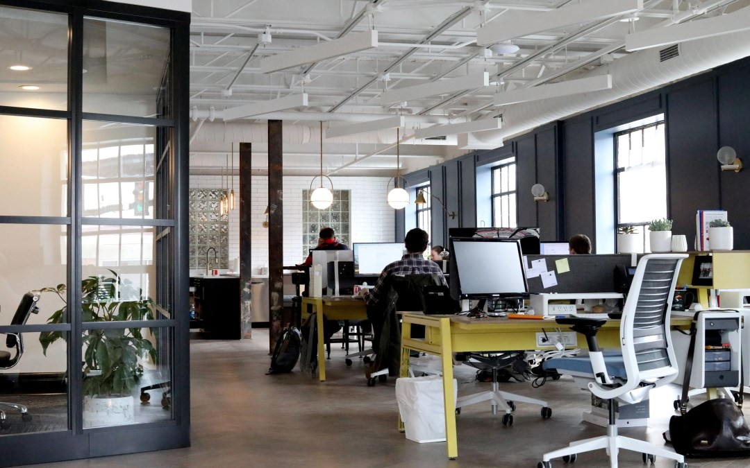 4 Signs That You Need to Redesign Your Office Space