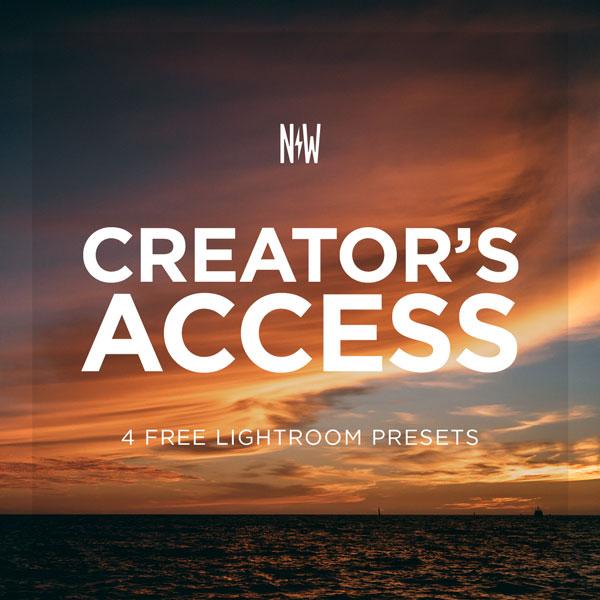 Nickwichman_CreatorsAccess-FreePack_Cover