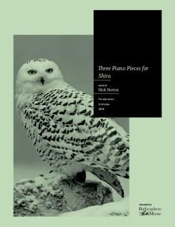 Nick Norton - Three Piano Pieces for Shira (cover)