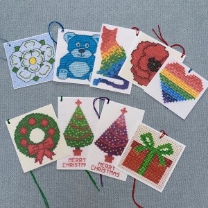 Printed Greetings Cards and Gift Tags
