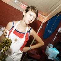A Carolina BBQ @ Hope Lounge on July 30, 2008