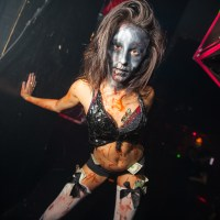 Trash! Halloween Party at The Studio at Webster Hall on October 26, 2012