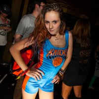 Girls & Boys Halloween Party at Webster Hall on October 26, 2012