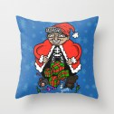 Nicky Digital Holiday Throw Pillow available HERE!