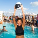 Icona Pop pool party