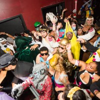 Halloween House Party at Webster Hall on October 30, 2014