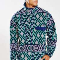 STYLE: Printed Cold Weather Fleece by Patagonia