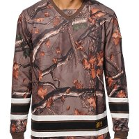 STYLE: Camo Mesh Jersey by 10.Deep