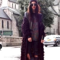 STYLE: Shag Knit Duster Cardigan by The Ragged Priest