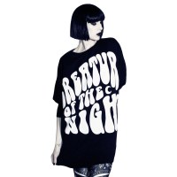STYLE: Creature Batwing Sweater by Kill Star