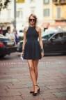 Little Black Dress Street-Style