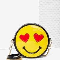 STYLE: Nasty Gal x Nila Anthony Emoji Bag