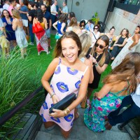 WAVES at The Freehold Brooklyn on August 29, 2015