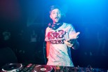 Wuki performs at Girls & Boys at Webster Hall on April 15, 2016