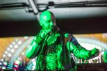 Wigzen performs at TOGETHER X Resident Advisor Central Stage at The Middle East on May 20, 2016