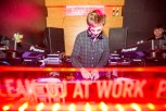 Ben UFO performs at the Together Festival Closing Party at Middlesex Lounge on May 22, 2016